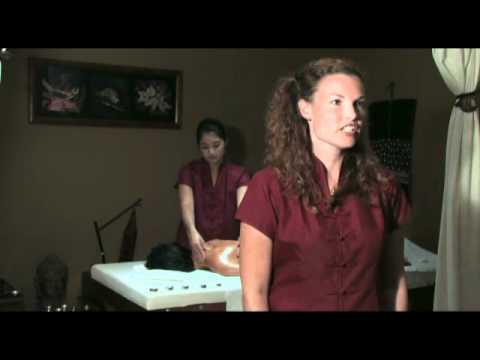 Asian Villa Massage Thai Et Spa Youtube