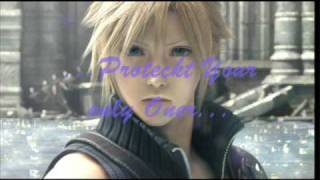 Final Fantasy Tribute to Zack and Cloud