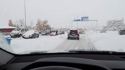Kiruna Snow Chaos