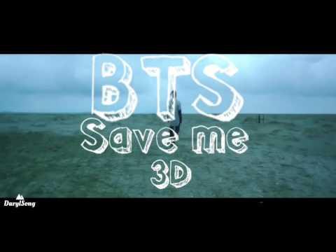 BTS • SAVE ME 【8D AUDIO】
