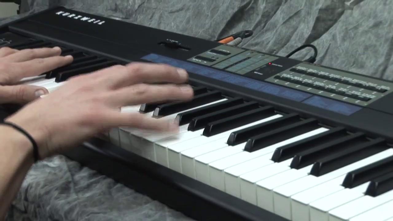KURZWEIL SP4-7 SOUNDS - YouTube