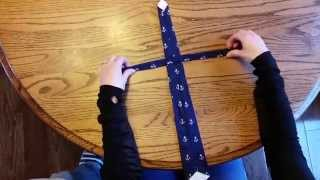How to Adjust length of pre-tied children