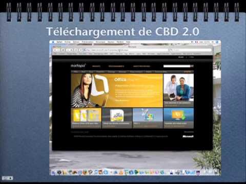 CBD Connexion Bureau Distance 20 pour le Mac YouTube