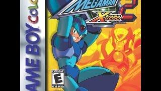 Mega Man Xtreme 2 (Nintendo Game Boy Color) - X Mission