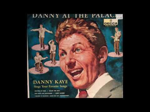 I've Got A Lovely Bunch Of Coconuts - Danny Kaye 1951