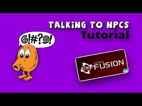 NPC Dialogue Tutorial