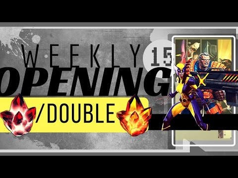 5* and Double 4*,  30+ More/Cable Hunting | Marvel Contest of Champions