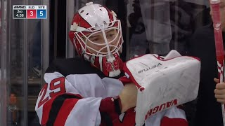 NHL: Goalies Getting Pulled Part 22
