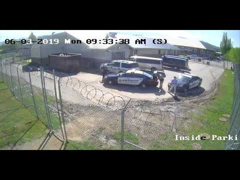 Rio Arriba County deputy tases jail guard in groin