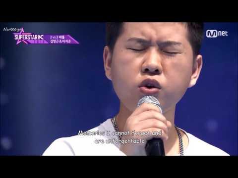 [Eng Lyrics] Kim YoungGeun & Lee JiEun - Farewell My Love (Lee Moon Sae)