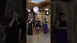 Поздравление от подруг для невесты)))25.02.2017