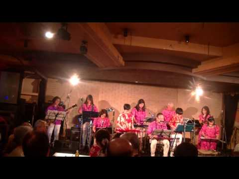 Yokohama Hawaiian Music Academy ~ Beautiful Kahana
