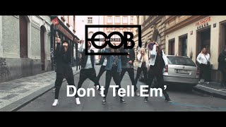 Out Of Bounds presents Don't Tell 'Em by Jeremih feat Y.G.