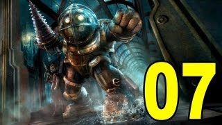 Bioshock - Part 7 - Rapture Metro! (Let