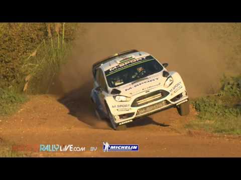 Shakedown - 2015 WRC Rally De Espana - Best-of-RallyLive.com