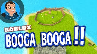 Booga Booga!! Relax Booga Booga is an awesome new Roblox game. :)