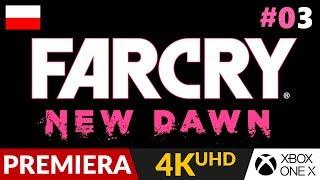 Far Cry: New Dawn PL  #3 (odc.3)  Szybki ratunek przed live / Wersja PC 4K60 Ultra