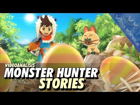 Monster Hunter Stories (Nintendo 3DS) - Análisis / Review en español
