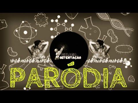PARÓDIA (Demorô - Mc Biel) - RELAÇÕES ECOLÓGICAS