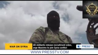 UK citizen invites Britons to battle in Syria