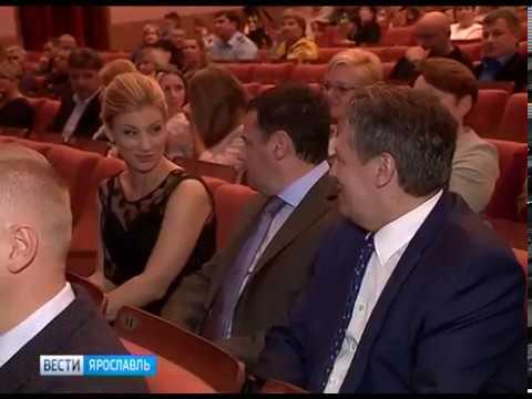 В ДК имени Добрынина прошёл торжественный вечер, посвященный юбилею ГТРК «Ярославия»