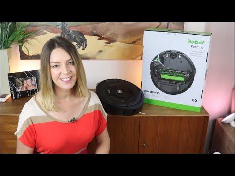 Review: iRobot Roomba e5 robot vacuum