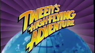 Tweety's High Flying Adventure (2000) Teaser (VHS Capture)