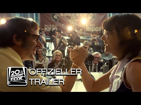 Battle of the Sexes - Gegen jede Regel | Offizieller Trailer | Deutsch HD German (2017)