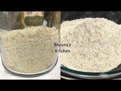 my-favorite-keto-friendly-healthy-flour-mix---gluten-free-video-recipe-|-bhavna's-kitchen