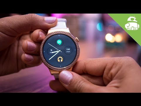 Android Wear 2.0 Hands on!