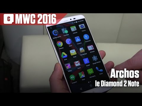 archos diamond 2 note video clips. Black Bedroom Furniture Sets. Home Design Ideas