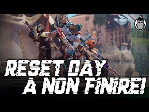 DESTINY 2 RESET DAY