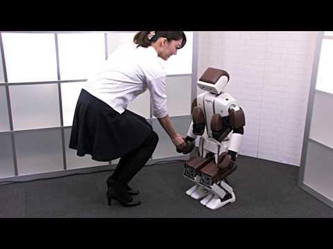 V-Sido OSを使用したロボットの立ち上がり/Standing up a robot using V-Sido OS