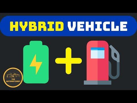 [HINDI] What is Hybrid Car?