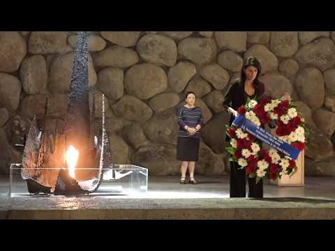 Ambassador Haley visits Yad Vashem Holocaust Museum