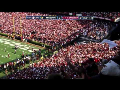 2012 USC vs Missouri - Ace Sanders 49 Yd Punt Return