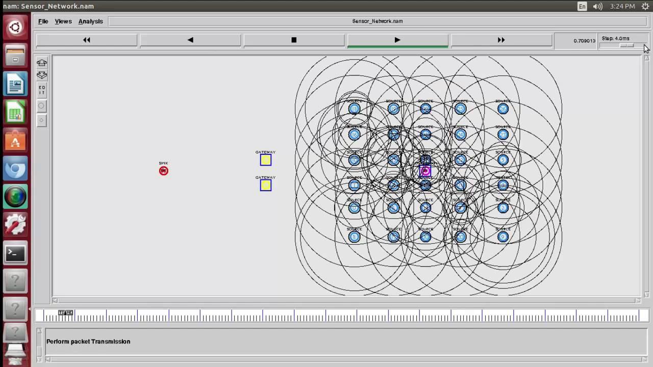 Network simulator 2 tutorial for beginners