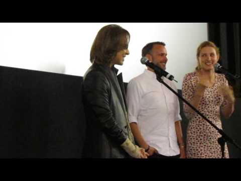 Q&A Yoshiki & Stephen Kijak on the Beat Film Festival 03.06.2016.Part 2