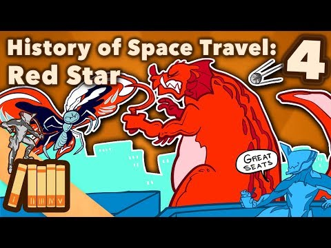 History of Space Travel - Red Star - Extra History - #4