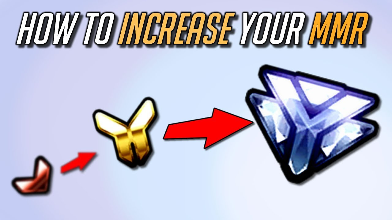 How to INCREASE your MMR (and Rank up fast) in Overwatch