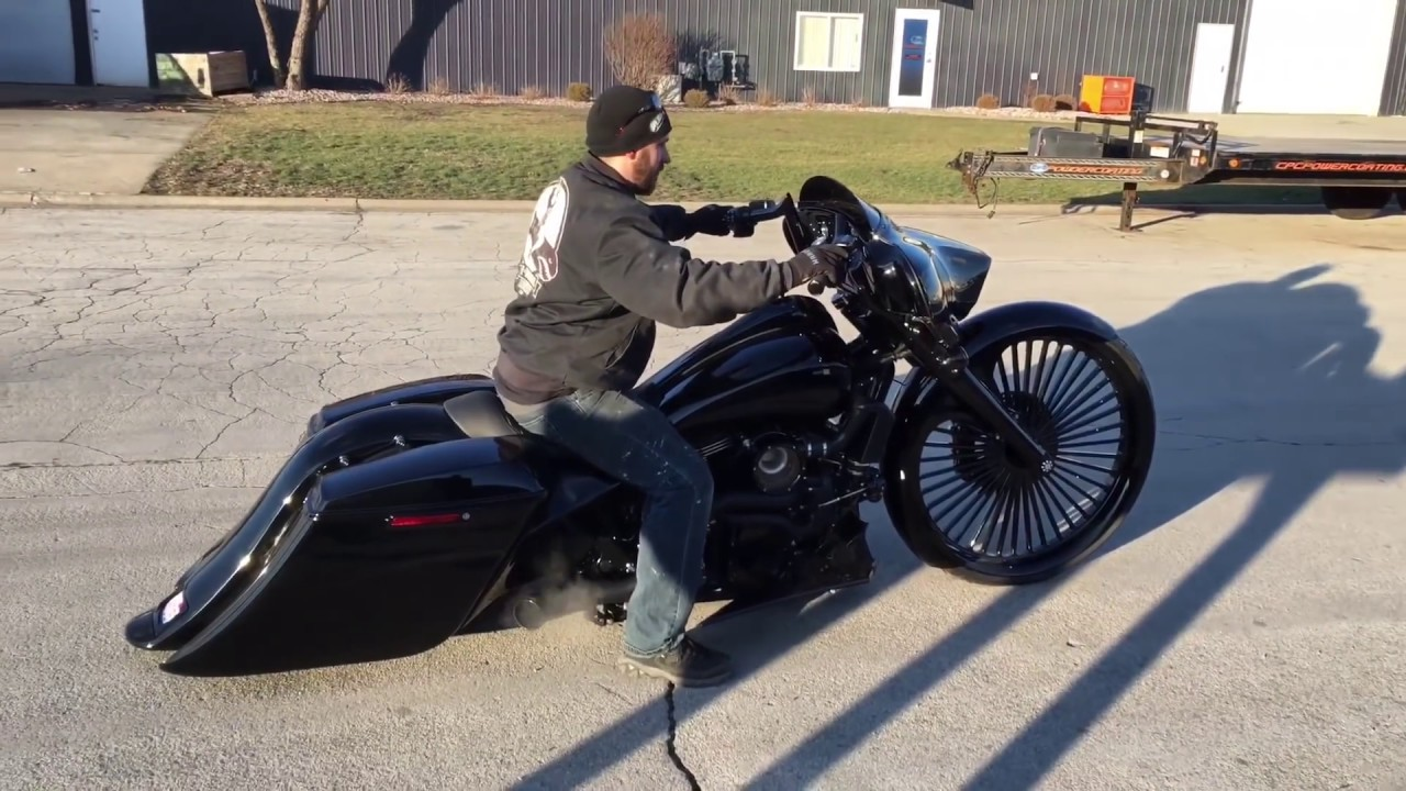 "Road Glide Vs Street Glide >> F Bomb Baggers 2015 Harley Bagger Turbo 30"" Street Glide ..."