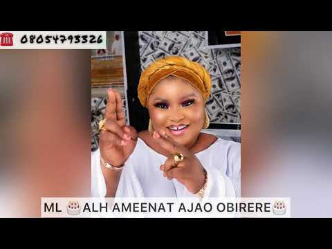 Download BIRTHDAY ORIKI FOR AMEERAT AMEENAT AJAO OBIRERE