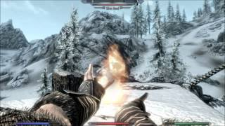 Skyrim - Stealing Plans - Fort Fellhammer - Walkthrough - 020