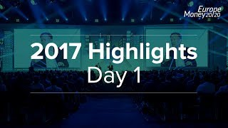 Money20/20 Europe Highlights Video -  Day 1 thumbnail
