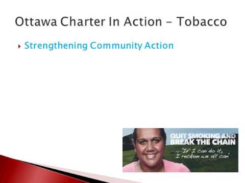 Flipped Classroom - Ottawa Charter In Action