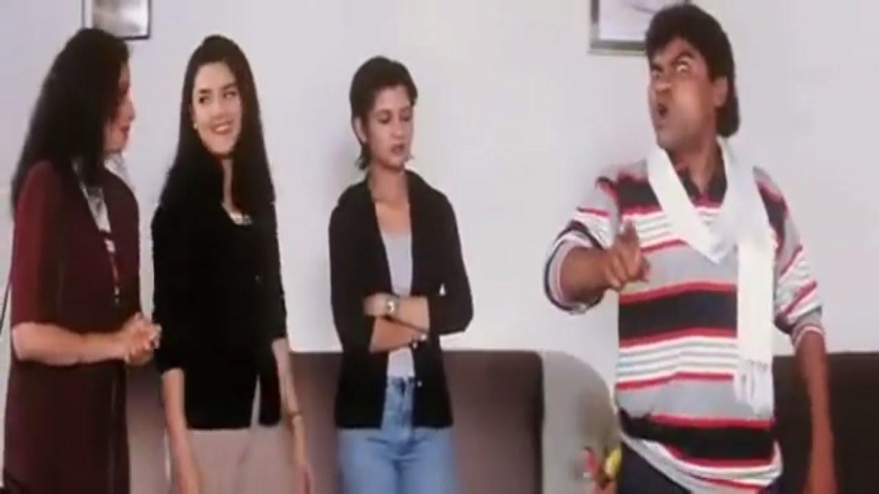 Download khullam khulla pyare karenge Govinda,Jonny lever best comedy