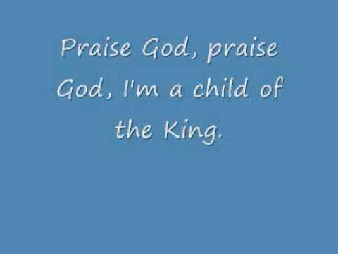Child of the King with lyrics