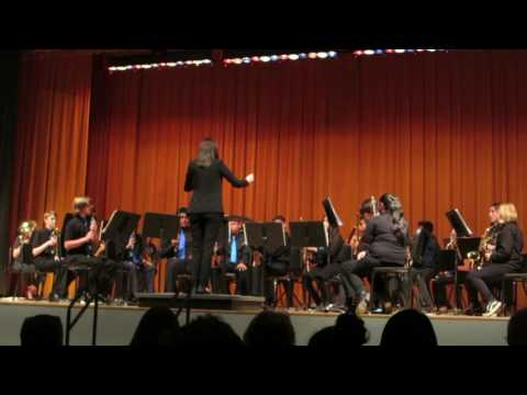 DATA (De Anza Academy of Technology and the Arts) Spring Concert 2016 Part 3