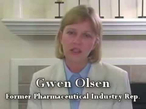 Ex Pharma Sales Rep tells the truth..They don't want to cure you