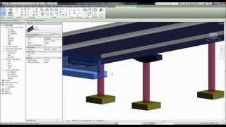 Bridge Modeling Using Revit